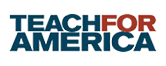 Teach for America Logo 166x66px