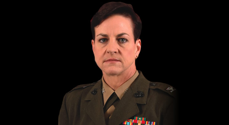 Catherine Chase, Marine Reserves, Class of 2001 - 730
