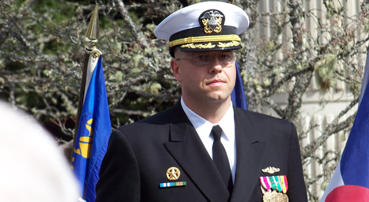 Nathan Martin, US Navy, Class of 1996 - 730