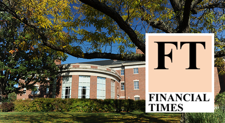 NEWS: Financial Times 2017 Rankings Released