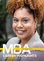 MBA Class of 2020 Career Highlights Cover