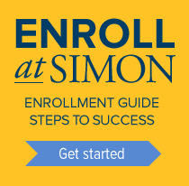 Enroll at Simon - Enrollment Guide, Steps to success. Download the guide