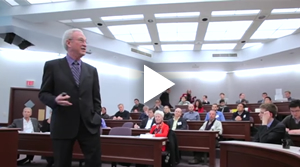 Sands Lecture Series 2014 - Professor Michael Jensen and Werner Erhard - video thumbnail
