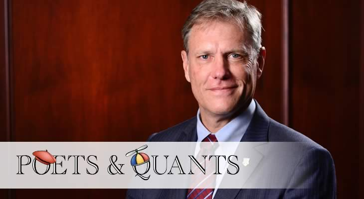 NEWS: Dean Ainslie in Poets & Quants on Admissions and Placement
