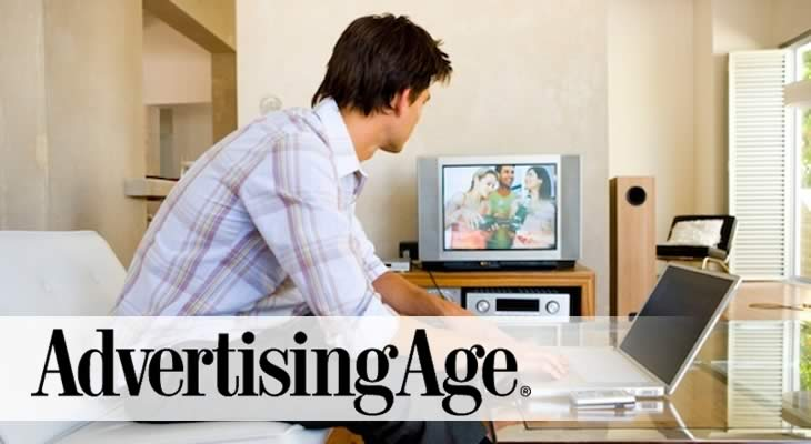 Mitch Lovett in Ad Age on Social Media Impact on TV Viewing