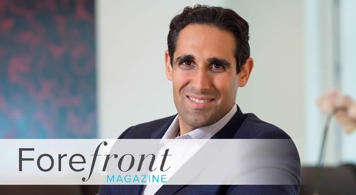 Jeff Berardi '02 in Forefront Magazine on the Art of Marketing a Law Firm
