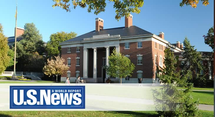 Simon Business School Ranked in U.S. News Among Nation's Top Business Schools