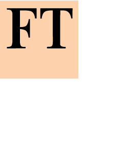 Financial Times of London - 500 x 300