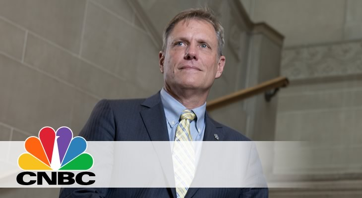 NEWS: Dean Ainslie in CNBC on For-Profit Education