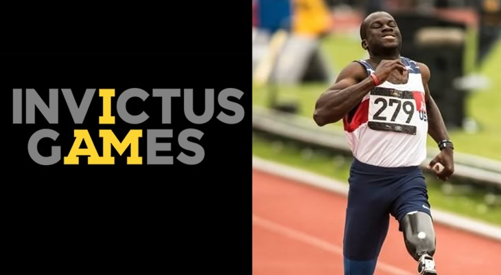 NEWS: Will Reynolds '10 in Army Times on Invictus Games