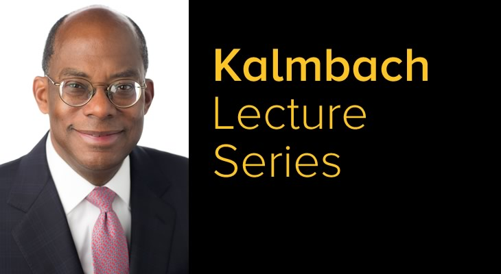 EVENT: TIAA CEO Delivers Kalmbach Lecture