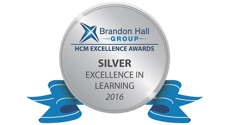 NEWS: Simon wins Brandon Hall Group Silver Award for Excellence