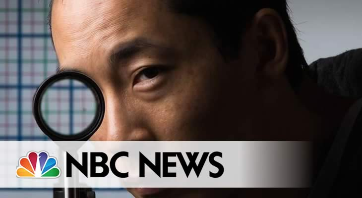 Joseph Choi '13 MS (TEAM) in NBCNews.com on Invisibility Cloak