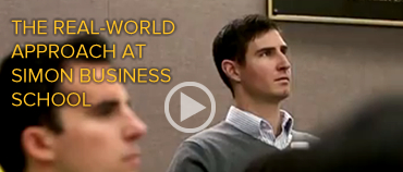 Video - Tim Hayward - The Real-World Approach at Simon Business School