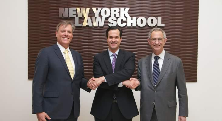 Simon Business School New York City Center to Co-Locate to New York Law School