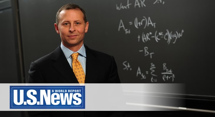 NEWS: Robert Novy-Marx in U.S. News on Market Timing