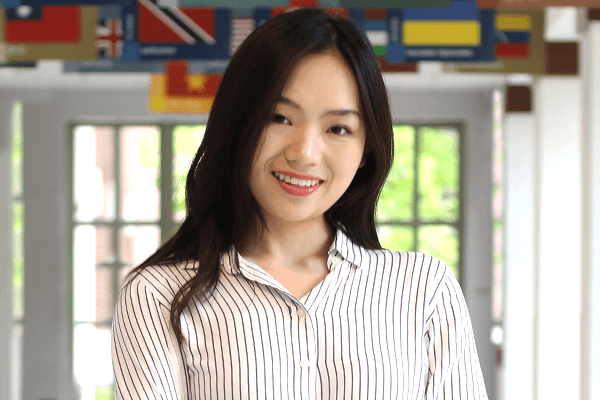 """Ruoxi (Roxanne) Liu Simon MS Business Analytics"""