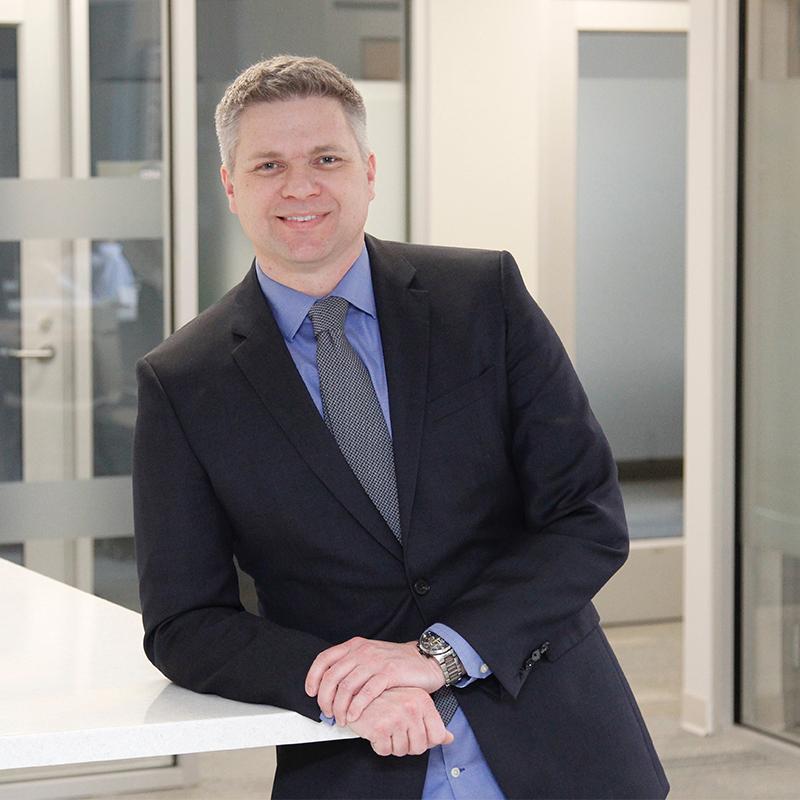 Ron Carlson MBA Career Director Finance