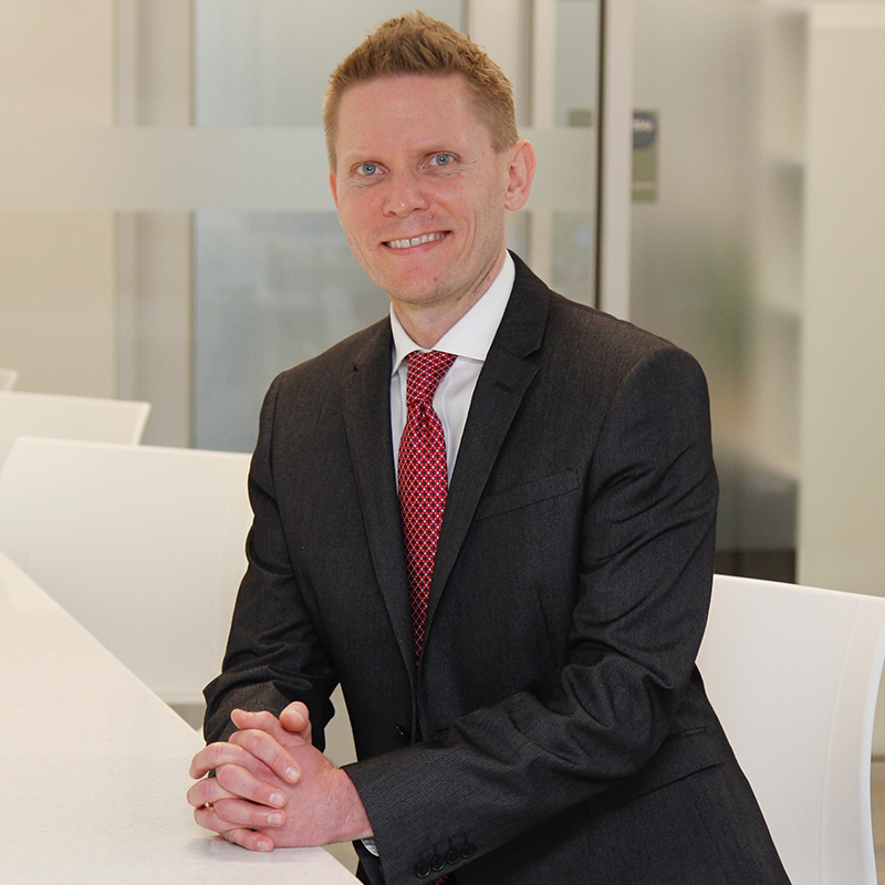 Andy Tempest, MBA Career Director at Simon Business School