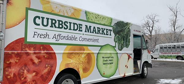 Curbside Market truck