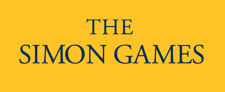 The Simon Games - 730 x 300